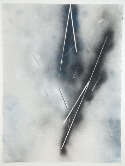 , 'Weathervane I,' 2015, Inman Gallery