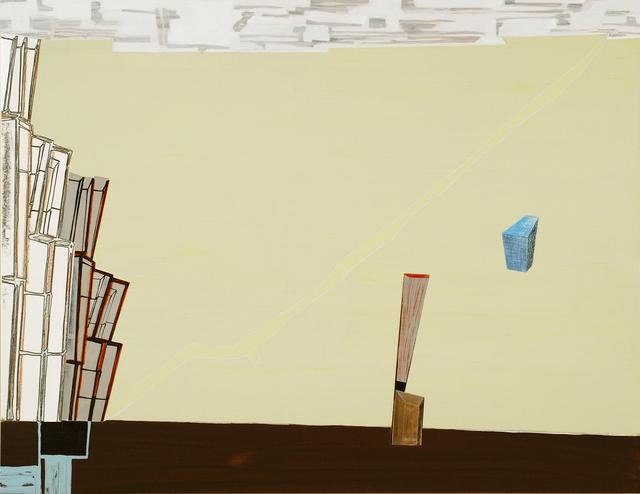 , 'COM 2,' 2011, SILAS VON MORISSE gallery