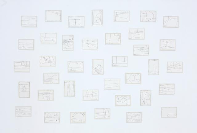 , 'Acento,' 2013, Galerie Krinzinger