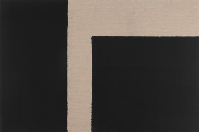 , 'Burnt Umber & Ultramarine ,' 2001, Simon Lee Gallery