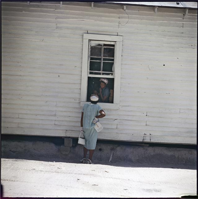 Gordon Parks, 'Untitled, Shady Grove, Alabama (37.005)', 1956, Robert Klein Gallery