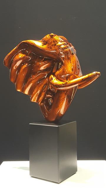 , 'Éléphantasme Orange,' 2017, Samhart Gallery