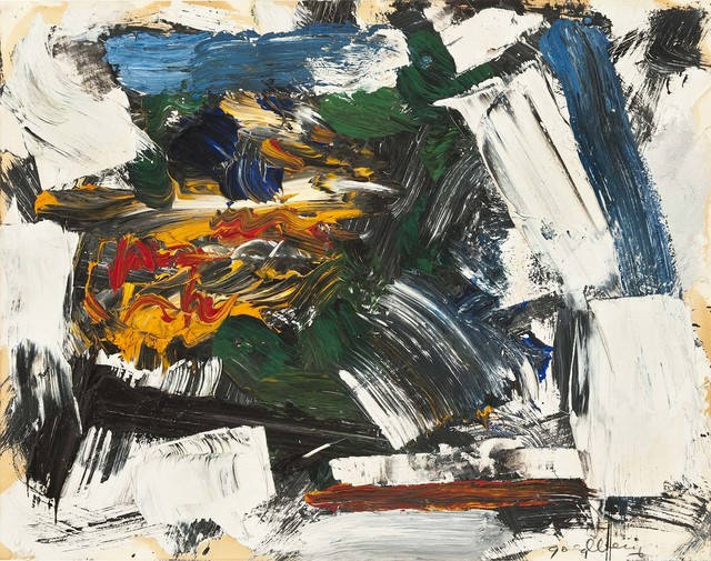 , 'Untitled,' ca. 1957, Michael Rosenfeld Gallery