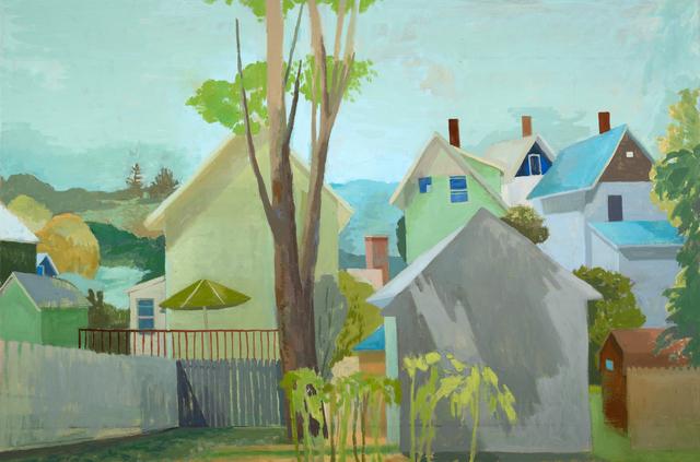 Celia Reisman, 'Pine Street ', 2018, BigTown Gallery