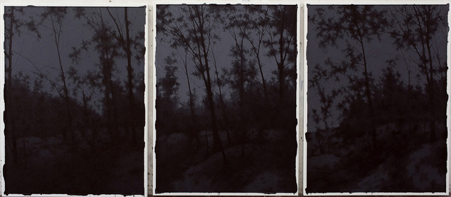 , 'Disappearing into the Night ,' 2011, 10 Chancery Lane Gallery