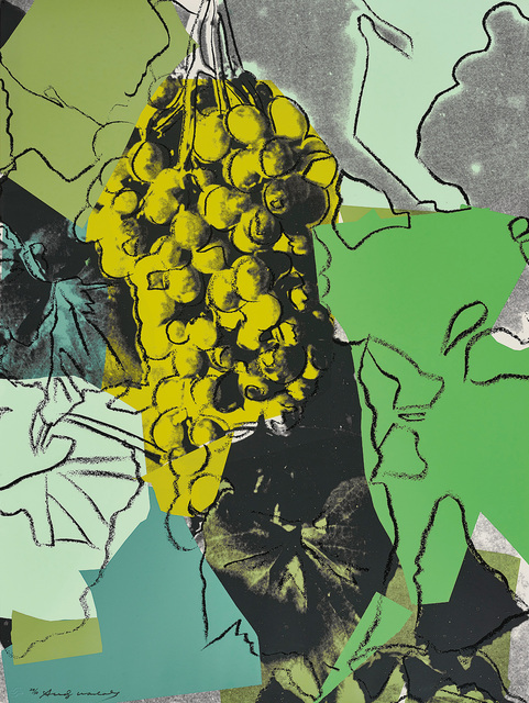 Andy Warhol, 'Grapes', 1979, Phillips