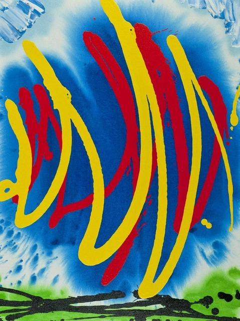 , 'Runaway color,' 2011, CFA Gallery