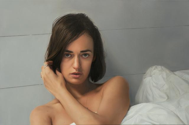 , 'untitled (Olya),' 2018, Galerie Andreas Binder