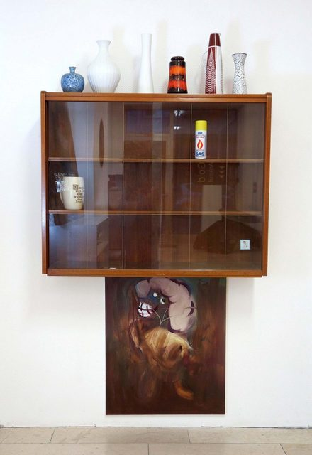 , 'New snout under the shelves,' 2018, SARIEV Contemporary