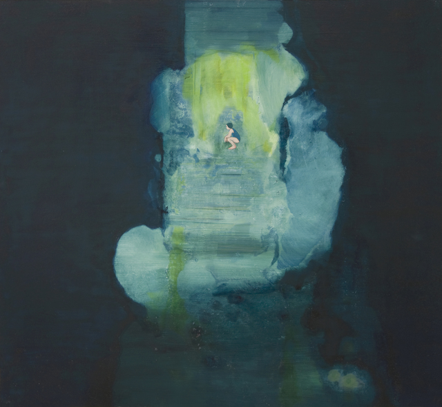 , 'Out of the blue,' 2016, Officine dell'Immagine