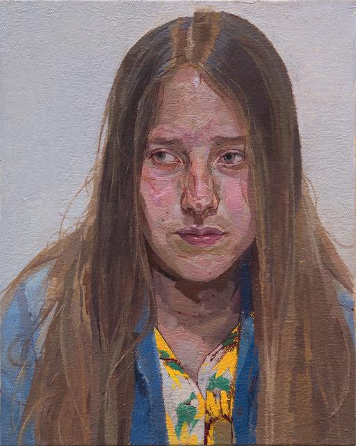 , 'Cristina S,' 2016, Abend Gallery