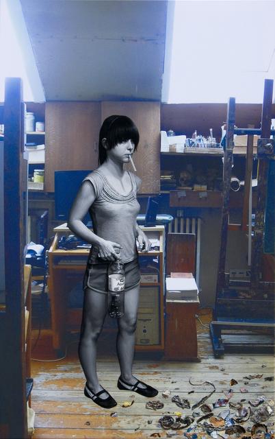 , 'Already Waiting (Kim),' 2013, Inda Gallery