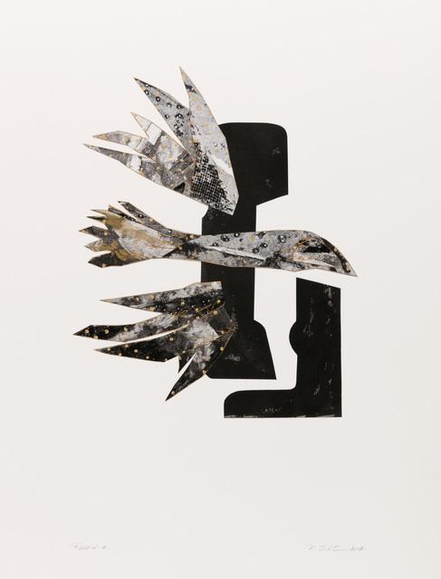 , 'Raven 2,' 2017, TAI Modern