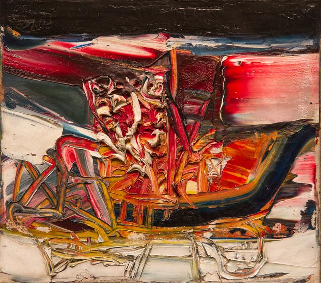 Rómulo Macció, 'Untitled', 1962-1963, Painting, Oil on canvas, Jorge Mara - La Ruche