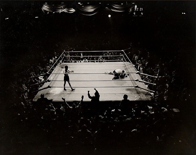 , 'The Knockout,' 1977, The Halsted Gallery