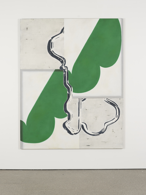 , 'Gamble,' 2013, Galerie Greta Meert
