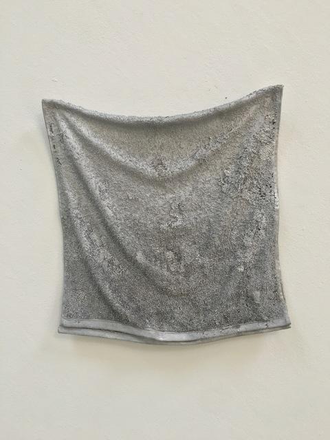 , 'Schweißtuch,' 2016, Galerie Jochen Hempel