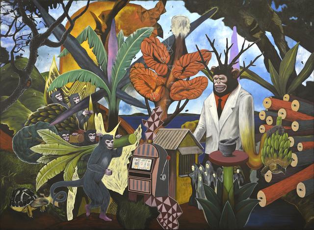 , 'Instant Gratification,' 2018, Ayala Museum