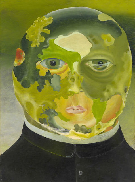 , 'Scientific priest ,' 1965, National Gallery of Victoria