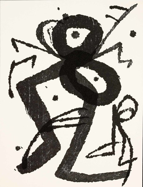 Joan Miró, 'Untitled (D.1295, Miro Graveur Volume IV)', Martin Lawrence Galleries