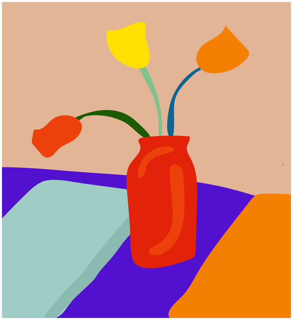 , 'Still Life 3,' 2018, Contemporary Collective Gallery