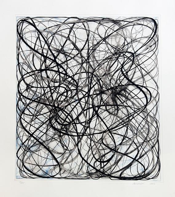 , 'String Theory I,' 2016, Meyerovich Gallery