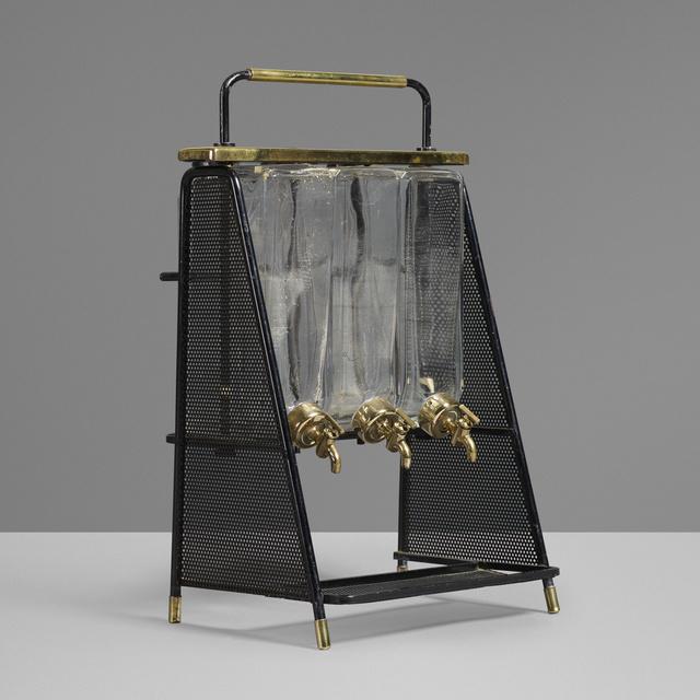 Mathieu Matégot, 'Decanter set', 1953, Wright