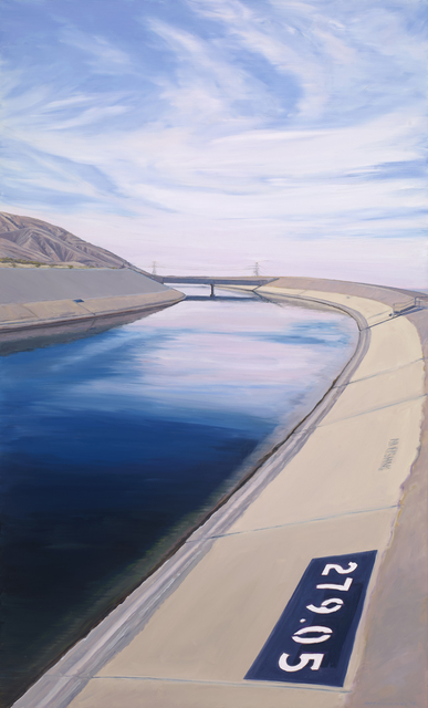, 'California Aqueduct 279.05,' 2015, Sue Greenwood Fine Art