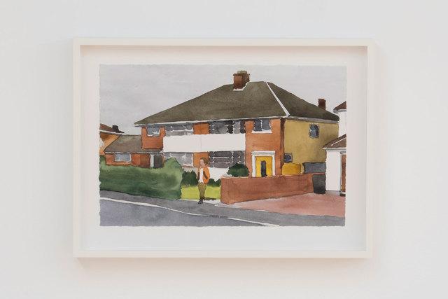 Roger White, 'Shepperton', 2016, Rachel Uffner Gallery