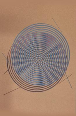 , 'Extrapolasis Double Print,' 2012, Die Ecke Arte Contemporáneo