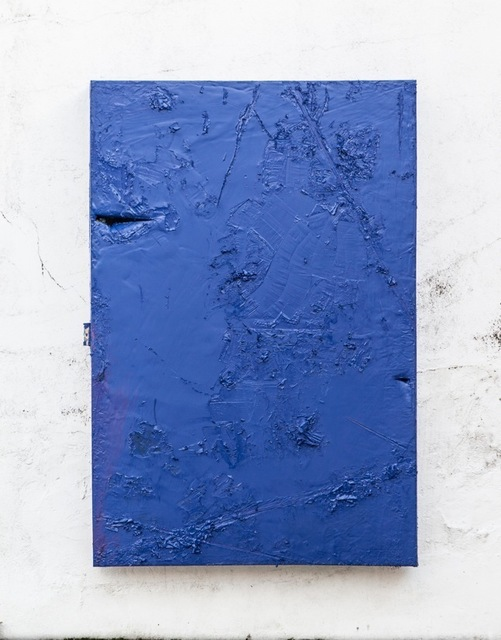 , 'Azul,' 2013, Galeria Marc Domenech