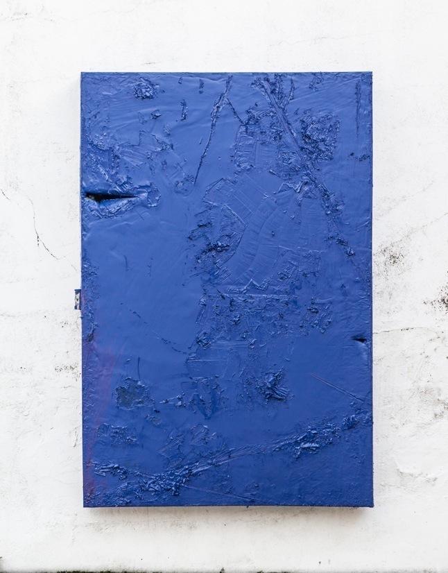Teo Soriano, 'Azul,' 2013, Galeria Marc Domenech
