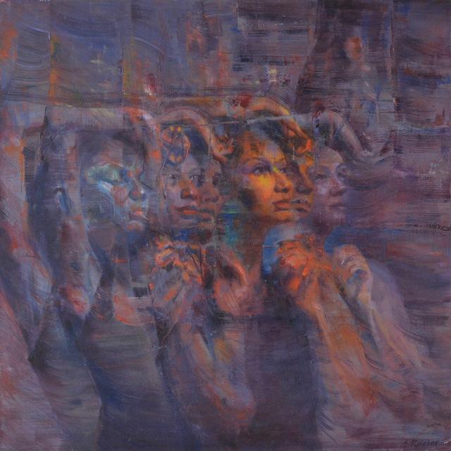 , 'Introspection,' 2019, RJD Gallery