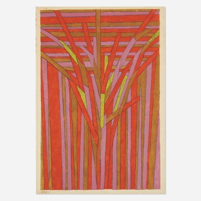 Herbert Bayer, 'Untitled', 1954, Wright