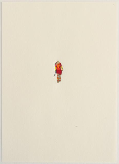, 'Los Alquimistas (Zen),' 2017, Casas Riegner