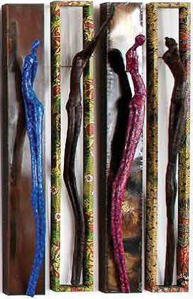 , 'Sticks,' 2017, Red Door Gallery