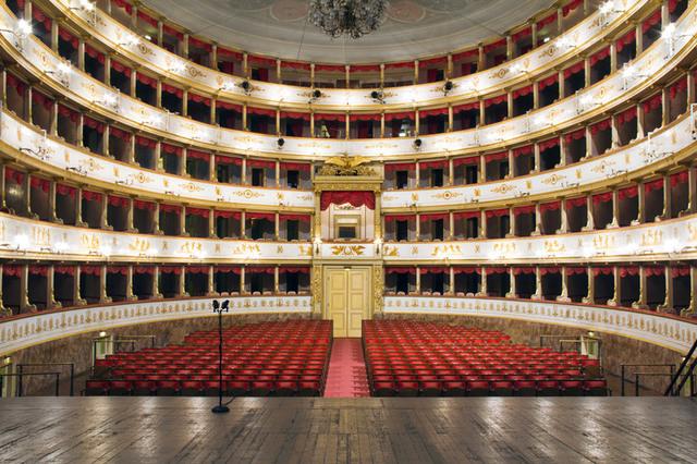 """, 'Monologue – Teatro Comunale """"L. Pavarotti"""", Modena,' 2014, Zuecca Project Space"""