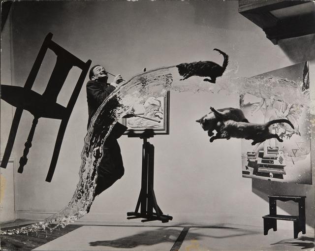 , 'Dalí Atomicus,' 1948, Jeu de Paume
