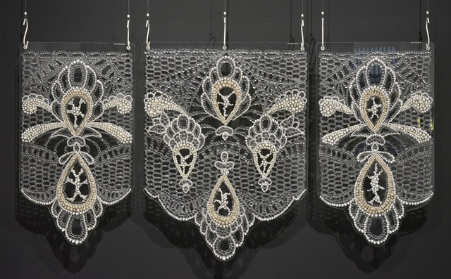 , 'Lace,' , Momentum Gallery