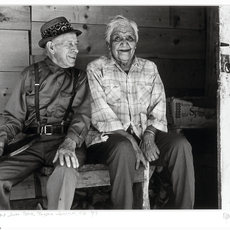 Nancy Wood, 'Felix Gomez and Juan Peña, Pagosa Junction, CO 1/7', 1978, Gerald Peters Gallery