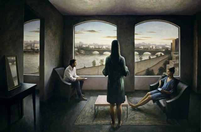 , 'L'eau et les rêves ,' , Hugo Galerie