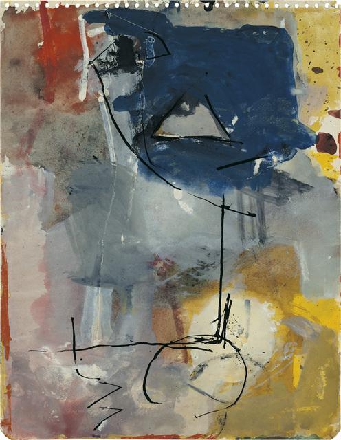 Richard Diebenkorn, 'Untitled #8', ca. 1950, Richard Diebenkorn Foundation