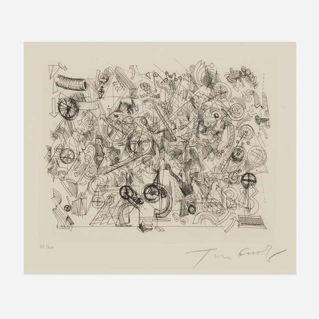 Jean Tinguely, 'Meta-Chaos', 1972, Wright