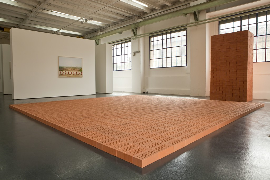 Habib Asal, 'Spaces in contraction, Spaces in transition', 2014. Installation View at knoerle & baettig