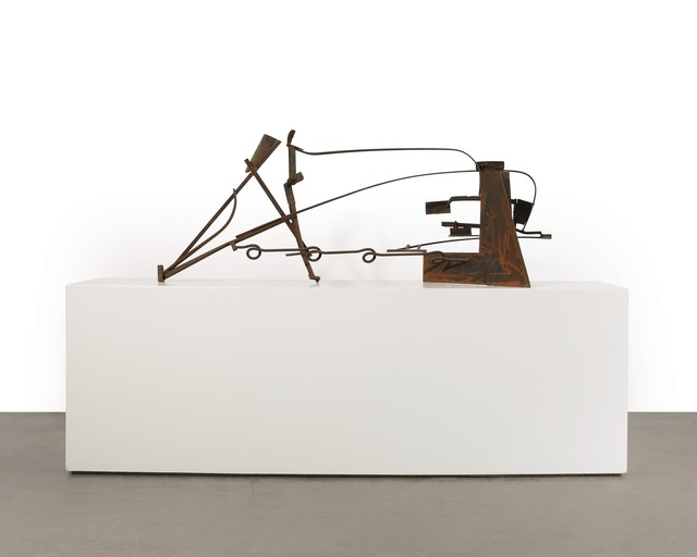 , 'Table Piece Z-8,' 1978-1979, Osborne Samuel