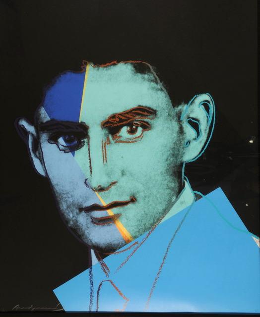 Andy Warhol, 'Franz Kafka', 1980, DANE FINE ART