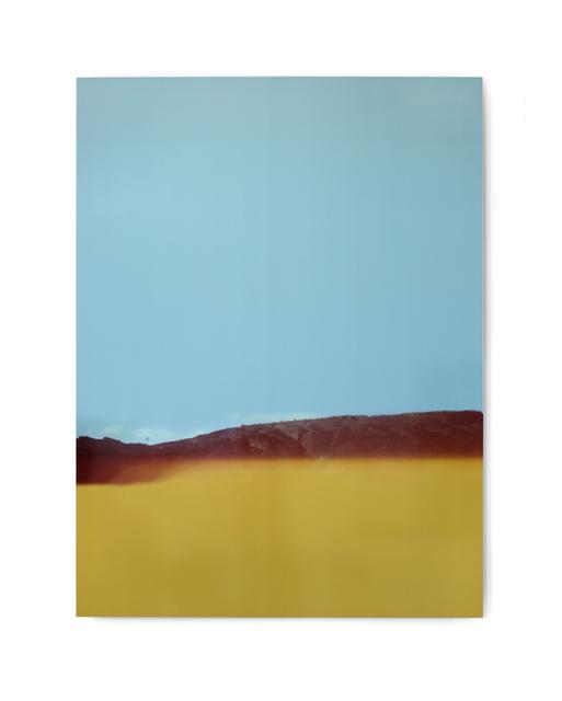 , 'vulcano color stripe,' 2016, galerie burster
