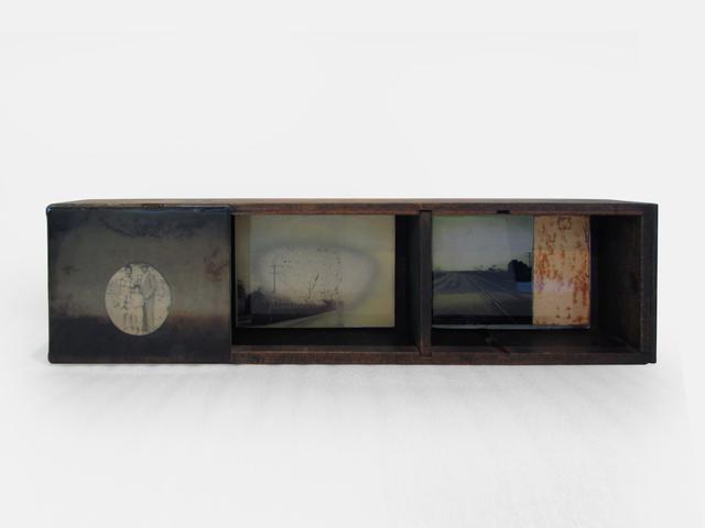 , 'Untitled,' 2015, Galería Sextante
