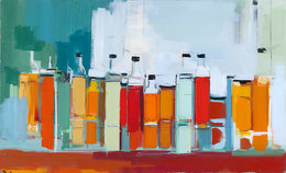 , 'Bottles & Jars XXXV,' 2014, Gallery NAGA