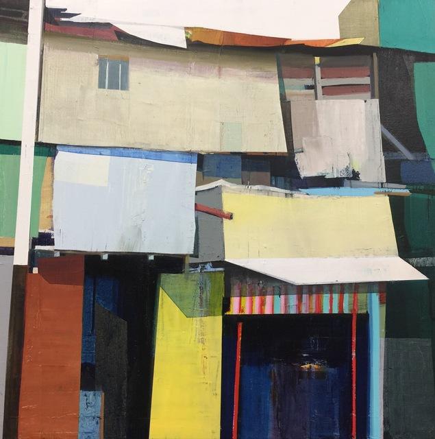 , 'A Quiet Town #162,' 2017, Andrea Schwartz Gallery
